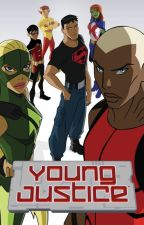 Superman's Daughter (Young Justice Fanfiction) by hikari46