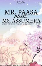 Mr. Paasa meets Ms. Assumera by Azeira