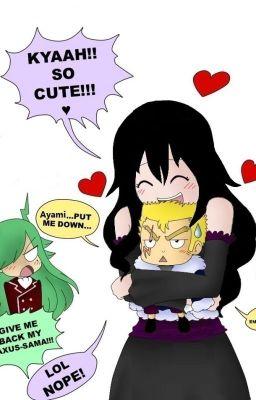 Fairy Tail FanFic: Chibi Chibi [Laxus x Ayame] - Ayame ...