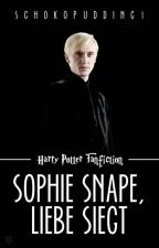 Sophie Snape, Liebe siegt #WattyOscars2017 by Schokopudding1