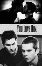 You love him. by Duchaaamp
