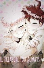 I'll Treasure You Always (KomaHina Fanfic) by milkyramune