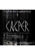 Michael X-Casper by strawberrycake_8