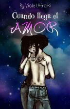 """Danny Phantom: """"Cuando Llega El Amor"""" by VioletAfroki"""