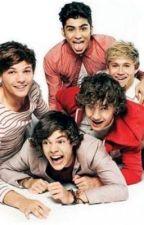 Golden Luck (One Direction Fanfiction) --IN EDIT by Bink202XXXX