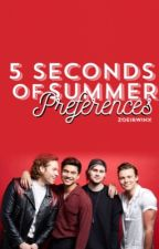 5 Seconds Of Summer preferences & One shots by ZoeIrwinx