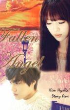 Fallen Angel by bxblioph_ile