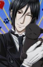Cats Sebastian x Reader by Evangelinerose864