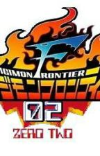 Digimon Frontier 02: Lost Spirits by TK72Hope