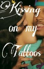 Kissing on my Tattoos by illest_Jayy