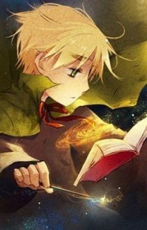 Magic~ England x Reader by katuccin-o