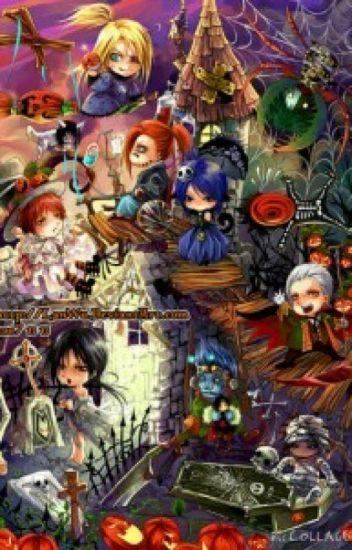 The Akatsuki Haunted House game x reader