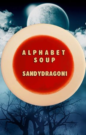 Alphabet Soup by sandydragon1