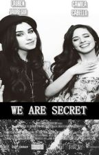we are a secret -camren. g! p- by caramuffin
