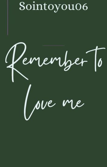 Remember 2 Love me (KRS book 2) girlxgirl