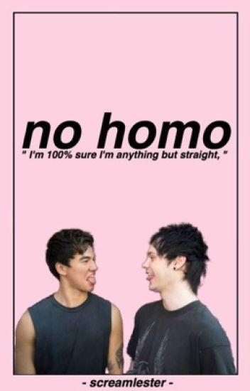 No Homo ♂ Malum au✔