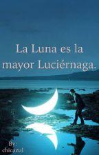 La Luna es la mayor Luciérnaga. by chicazul