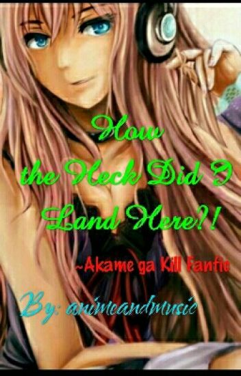 How the Heck Did I Land Here? ~Akame ga Kill fanfic