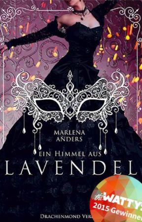 Ein Himmel aus Lavendel [Leseprobe] by MarlenaAnders