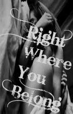 Quads #3: Right Where You Belong by HeartlessWords