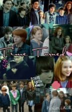 Time Turned by fredgeorgeweasley99