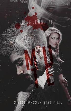 Mute by LiLaLeoniiie