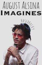 August Alsina Imagines by bvsedrocky
