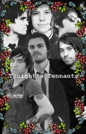Tonight's Tennants {Bandom Halloween Fic} by PatrickOhDearLord