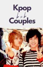 K-POP Yaoi Couple by kimkibumkeyismylove