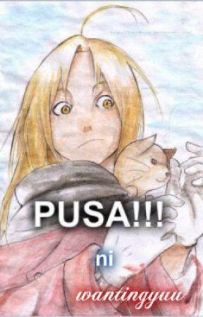 PUSA!!!! by wantingyuu