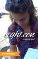Eighteen. by Hugginghaz