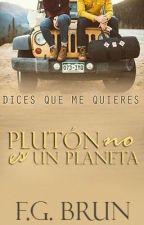 Plutón no es un planeta (Spin-off de DQMQ) by flores_de_canela