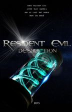 Resident Evil Destruction by ClaireRedfield182790
