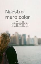 2. Nuestro muro color cielo by csvane