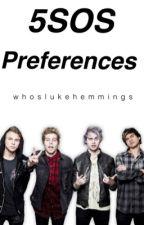 5SOS Preferences by WhosLukeHemmings