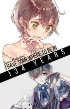 I Have Somewhere To Be In 134 Years! (Black Butler/Kuroshitsuji fanfic) by SquareProductions