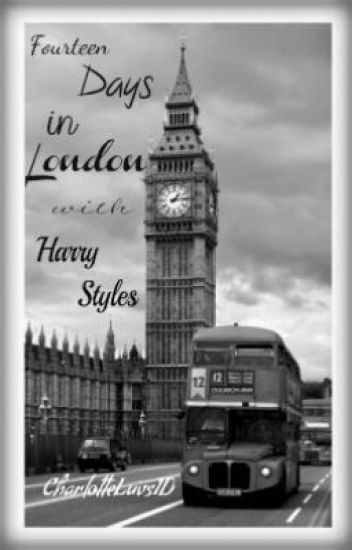 Fourteen Days in London with Harry Styles