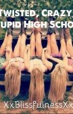 Twisted Crazy Stupid High School Life by XxBlissfulnessXx