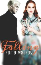 Fallin for a Weasley (Draco love story ) by hopeeneal