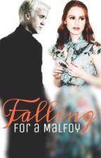 Fallin for a Weasley (Draco love story ) by hopeeneal