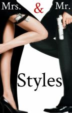 Mr. and Mrs. Styles {h.s} by discover_think_write