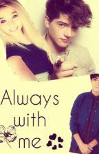 Always with me ( Jos Canela & tu) EDITANDO by mileinfinitti