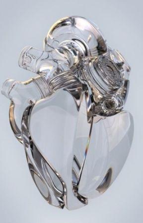 Heart of glass (klaine mpreg) by littlesimba
