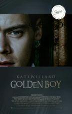 Golden Boy by KateWillard