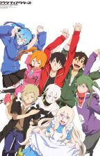 KagerouProject One-Shots!!!!!!! by Nikki-chann