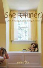 She (Fianer) by alvikaDae