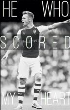 He Who Scored My Heart. [Calum Chambers] by NikR97