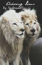Adoring Lions: Blood-arc Series, #2 - (BoyxBoyxBoy) by SpidersAndTea