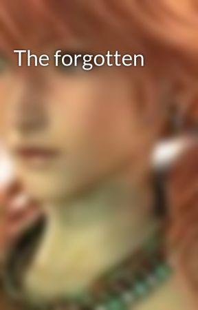 The forgotten by AmandaGrey