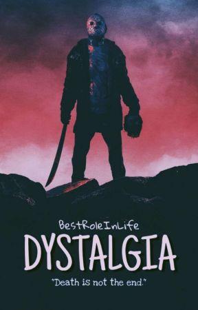 Dystalgia by BestRoleInLife